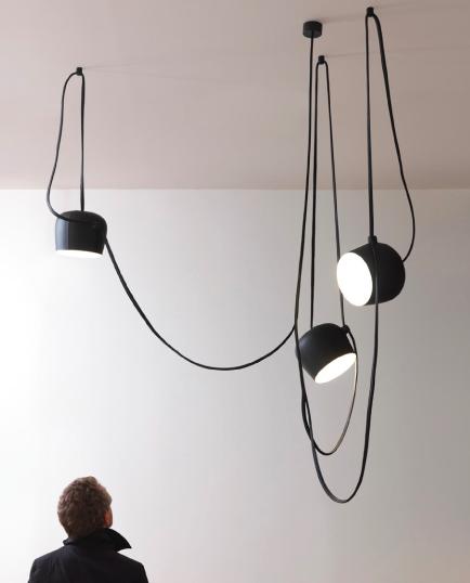 in hoogte verstelbare hanglamp margit kengen. Black Bedroom Furniture Sets. Home Design Ideas